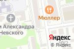 Схема проезда до компании МОТОСПОРТ.KZ в Астане