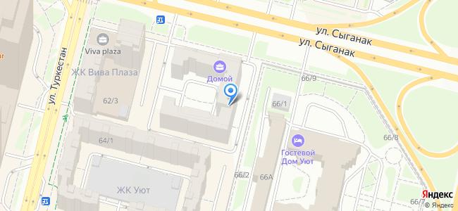 Казахстан, Нур-Султан (Астана), улица Сыганак, 64