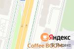 Схема проезда до компании Invivo в Астане