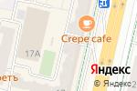 Схема проезда до компании Ключ в Астане