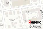 Схема проезда до компании ЭМОС НТ, ТОО в Астане
