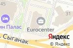 Схема проезда до компании iLogic, ТОО в Астане