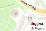 Схема проезда до компании Затейники в Астане