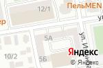 Схема проезда до компании Нотариус Батыржанова Ш.Ж. в Астане