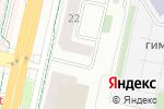 Схема проезда до компании Алкон+, ТОО в Астане