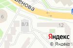 Схема проезда до компании Умные окна Астана, ТОО в Астане