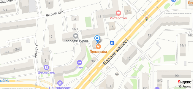 Казахстан, Нур-Султан (Астана), улица Бараева, 11