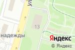 Схема проезда до компании Арай в Астане