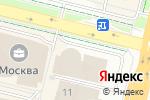 Схема проезда до компании Samruk Consulting в Астане
