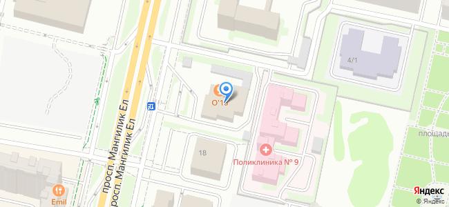 Казахстан, Нур-Султан (Астана), проспект Мангилик Ел, 16