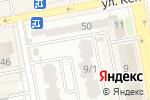 Схема проезда до компании Interteach в Астане
