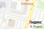 Схема проезда до компании Buton в Астане