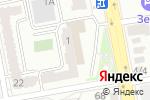 Схема проезда до компании INTANT-Astana, ТОО в Астане