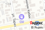 Схема проезда до компании Авто-Мото-Маг в Астане