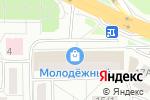 Схема проезда до компании Магазин в Астане