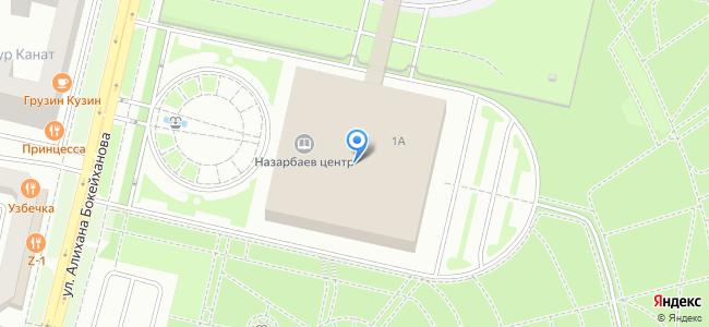 Казахстан, Нур-Султан (Астана), улица Алихана Бокейханова, 1А