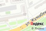 Схема проезда до компании Промо-Маркетинг, ТОО в Астане