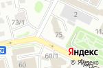 Схема проезда до компании Нотариус Толеова А.М. в Астане