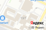Схема проезда до компании MOTIVE.kz в Астане