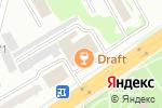 Схема проезда до компании Евразийский центр скорочтения, ТОО в Астане