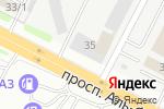 Схема проезда до компании MS Metiz Astana, ТОО в Астане