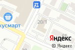 Схема проезда до компании АЛПРОФ, ТОО в Астане