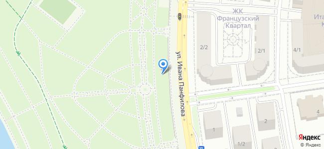 Казахстан, Нур-Султан (Астана), Президентский парк