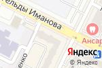Схема проезда до компании Магия золота, ТОО в Астане