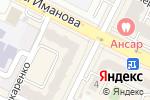 Схема проезда до компании Жайык в Астане