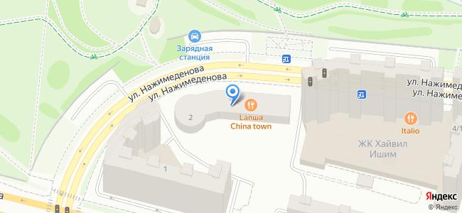 Казахстан, Нур-Султан (Астана), улица Нажимеденова, 4