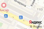 Схема проезда до компании Ламинат Центр, ТОО в Астане