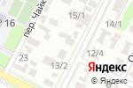 Схема проезда до компании Найтекс НС, ТОО в Астане