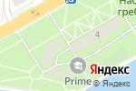 Схема проезда до компании Елорда-Жарнама, ТОО в Астане