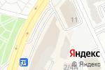 Схема проезда до компании Ак Шанырак в Астане