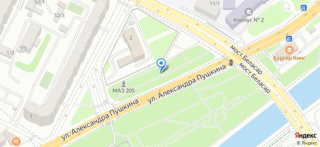 Казахстан, Нур-Султан (Астана), Сквер спасателей
