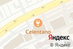 Схема проезда до компании Kusha bar & restaurant в Астане