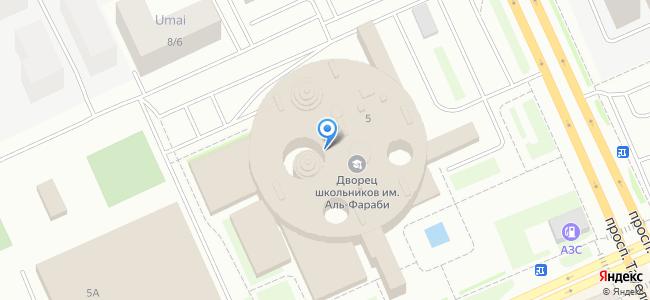 Казахстан, Нур-Султан (Астана), проспект Бауыржана Момышулы, 5