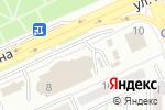 Схема проезда до компании Dimash shop в Астане