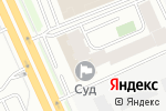 Схема проезда до компании А-Мега Риелти Сервис, ТОО в Астане