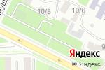Схема проезда до компании Автоклуб в Астане