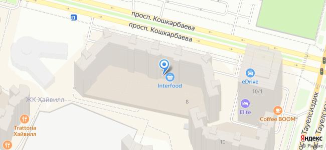 Казахстан, Нур-Султан (Астана), проспект Рахимжана Кошкарбаева, 8