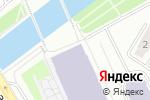 Схема проезда до компании Банкомат, Цеснабанк в Астане