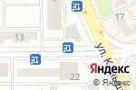 Схема проезда до компании Батсаева Ж.К. в Астане