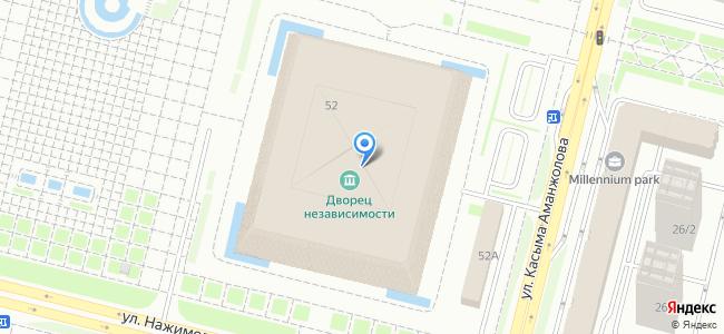 Казахстан, Нур-Султан (Астана), проспект Тауелсиздик, 52