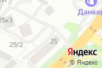 Схема проезда до компании Жибек в Астане