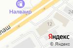 Схема проезда до компании Вита-фрукт, ТОО в Астане