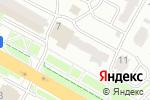 Схема проезда до компании Яхонтъ в Астане