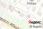 Схема проезда до компании Techno Portal, ТОО в Астане