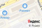 Схема проезда до компании ЭНЕРГОНЕТИКА, ТОО в Астане