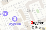 Схема проезда до компании Евразия LIFE в Астане